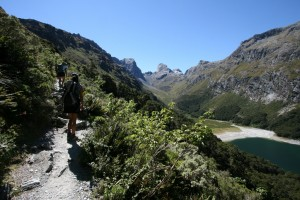 Routeburn Track: Outside Great Walk Season
