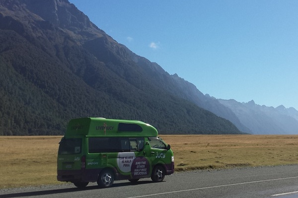 5 Reasons to have your car relocated when doing a Fiordland Great Walk