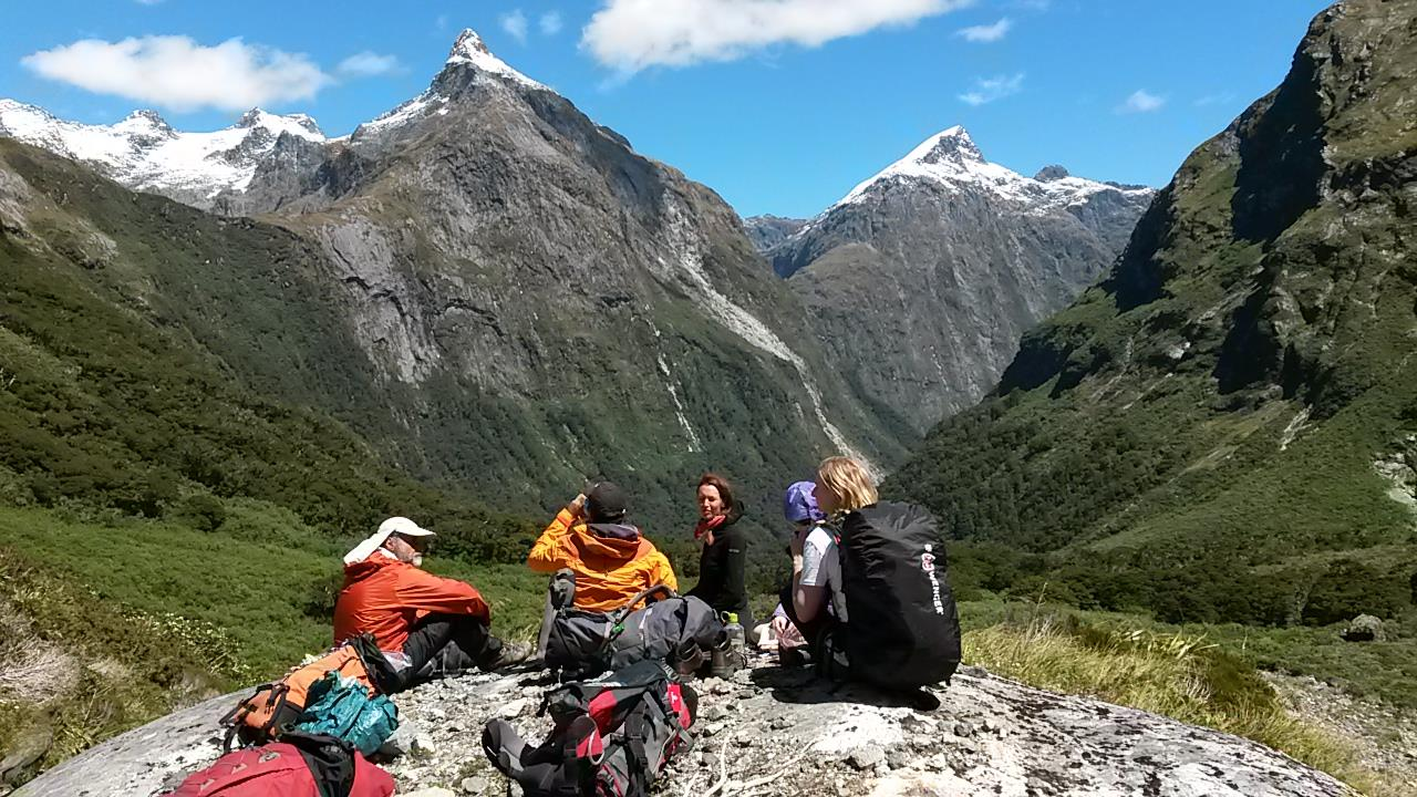 Milford Track Hassle Free Independent Hiking